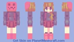 Pumpkin Meadow 𝔓𝔬𝔭𝔯𝔢𝔢𝔩 Minecraft Skin