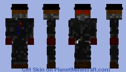 The Scary Wasabi Minecraft Skin