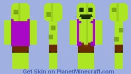 Spike - Brawl Stars Minecraft Skin