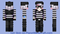 Fortnite Rapscallion Minecraft Skin