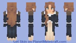 a fair maiden Minecraft Skin