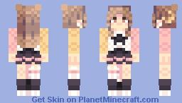 Moon Glow Minecraft Skin