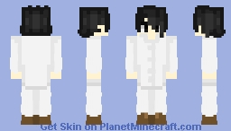 Ray - The Promised Neverland Minecraft Skin