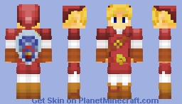 Adult Link: Red