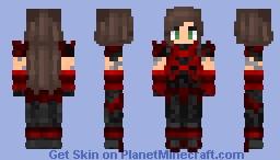 Aelfynn Alochoir (OC) Minecraft Skin