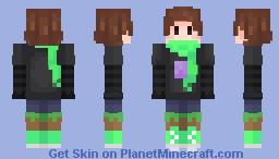 Graee (old) Minecraft Skin