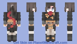 ★彡 「∂яαgσи иєѕт αѕѕαѕѕιи」 || 「ѕкιи тяα∂є」 ★彡 Minecraft Skin