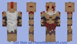 [LOTC] Epic Blood Knight Minecraft Skin