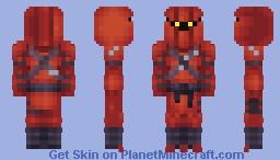 Hybrid (Fortnite) | ~𝘈𝘭𝘺𝘴𝘴𝘢~ Minecraft Skin