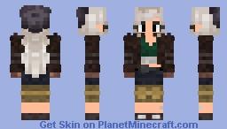 {Clickmano} - Kirell Minecraft Skin