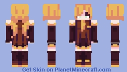 Ratchet55's skin request Minecraft Skin