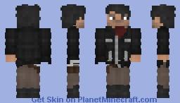 Colonel Duster Minecraft Skin