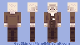 ||Lu||Les Misérables Minecraft Skin