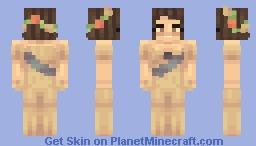 statuesque Minecraft Skin