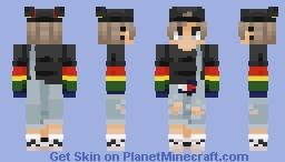 𝘐 𝘸𝘢𝘯𝘯𝘢 𝘬𝘯𝘰𝘸 [𝘙𝘘] Minecraft Skin