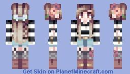 dream > flowers Minecraft Skin