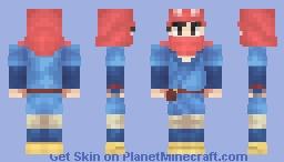 Ashitaka - Princess Mononoke (No hood ver. in desc) Minecraft Skin