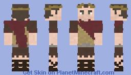 Augustus Caesar Minecraft Skin