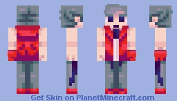 Bird Keeper | Pokemon ORAS Minecraft Skin