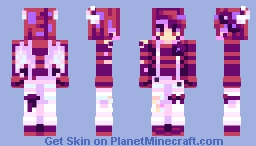 war of hormone Minecraft Skin
