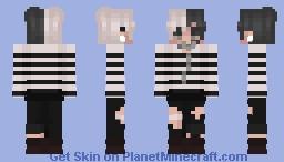 ♡ broken vows ♡ 𝓑𝓸𝓫𝓪𝓪 Minecraft Skin