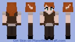 Phirie Á Feno - Not for use on Massivecraft Minecraft Skin