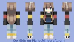 art hoob Minecraft Skin