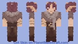 Fury_Fire [Commission] Minecraft Skin