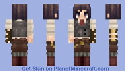 Geological Explorer! [Contest Submission] [Request] Minecraft Skin