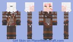 Geralt of Rivia || The Witcher 3: Wild Hunt
