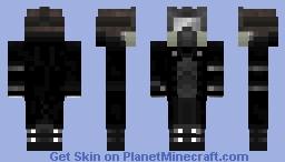 GHO$TELONE Minecraft Skin