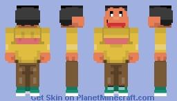rndnlmtbg | Goda Takeshi (Damulag) - Doraemon Minecraft Skin