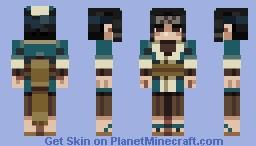 Pretty Boy Minecraft Skin