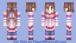 Hinata Minecraft Skin