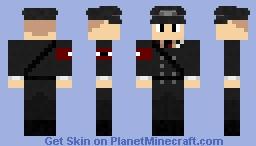 allgemeine ss boi Minecraft Skin