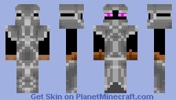 Darth Dante Reborn III (Assassin Robes Updated) Minecraft Skin