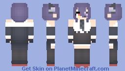 Tenryuu Kai Ni - Kantai Collection Minecraft Skin