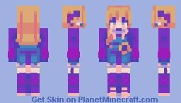 Fully alive ?????????????? Minecraft Skin