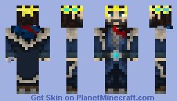thorin son of train Minecraft Skin