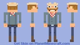 yeehaw (historical splendor contest) Minecraft Skin