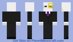 Pyrobyte Minecraft Skin