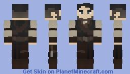 More Manticore Armour Minecraft Skin