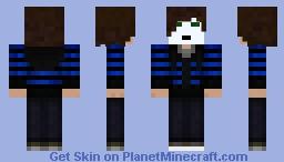 GermanLetsPlay Minecraft Skin