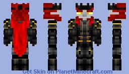 ℑυℵε~ Despair, Evil King Minecraft Skin