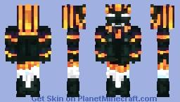 anυвιѕ - god oғ eмвalмιng and тнe dead Minecraft Skin