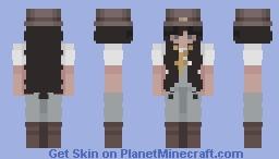 │cσωgιяℓ үεεүεε│ Minecraft Skin