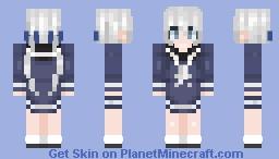 Konno Junko Minecraft Skin