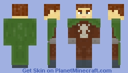 Medieval Lord Minecraft Skin