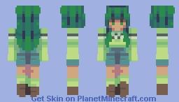 Lila || Adopted Minecraft Skin