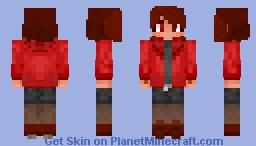 My Persona - RanMar Minecraft Skin
